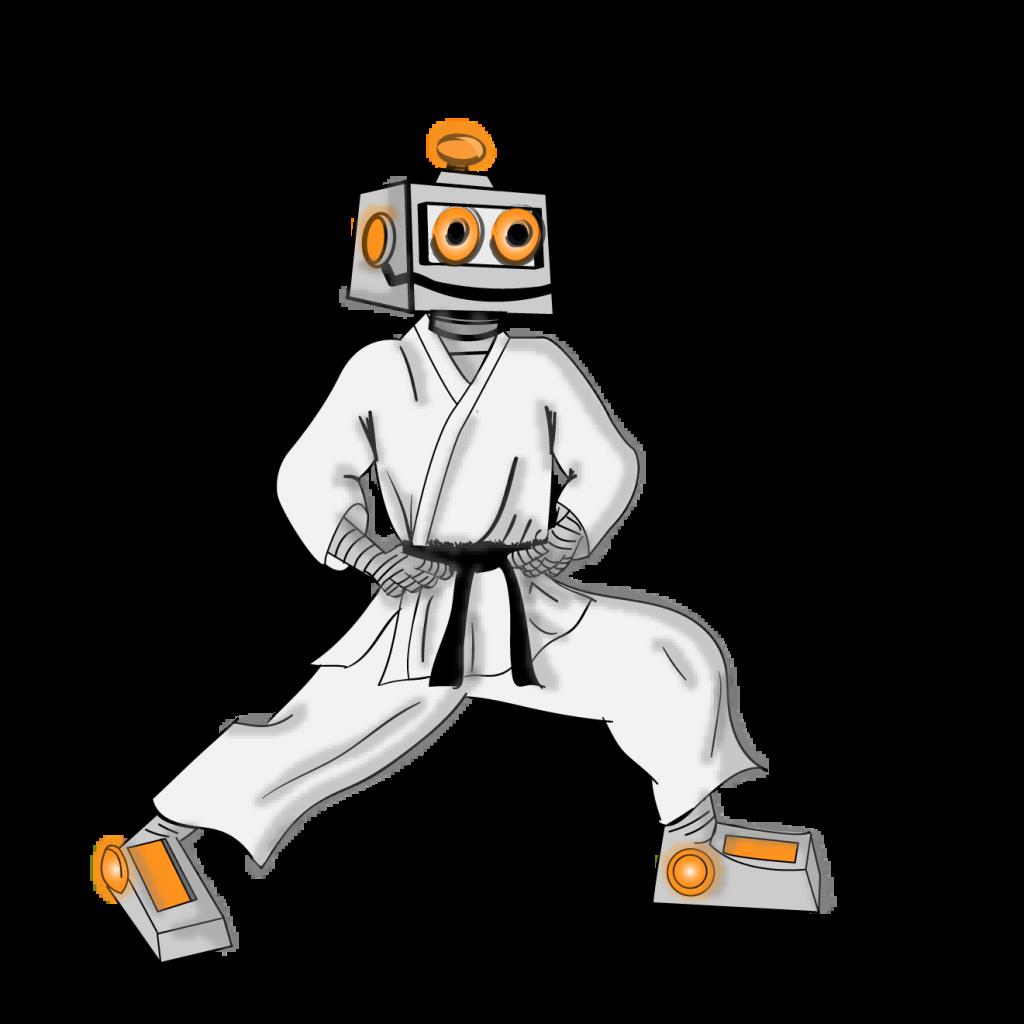 posiciones karate1